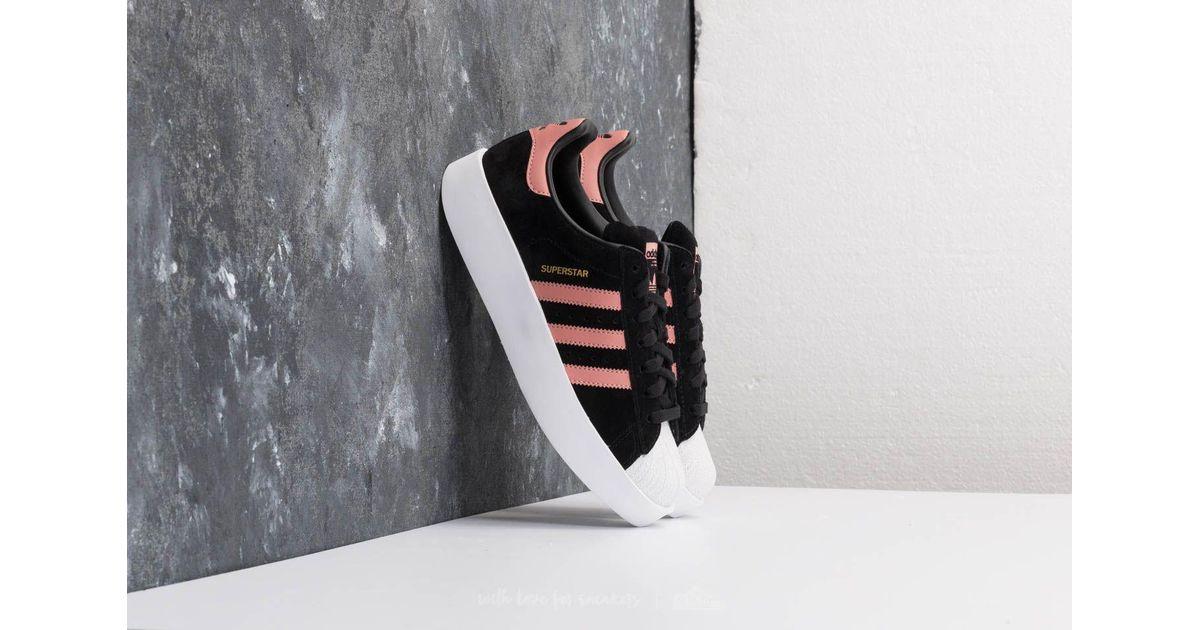 new concept b48b3 0f3b1 Adidas Pink Originals Core Ash Superstar Black Ftw Bold W xedrWCBo