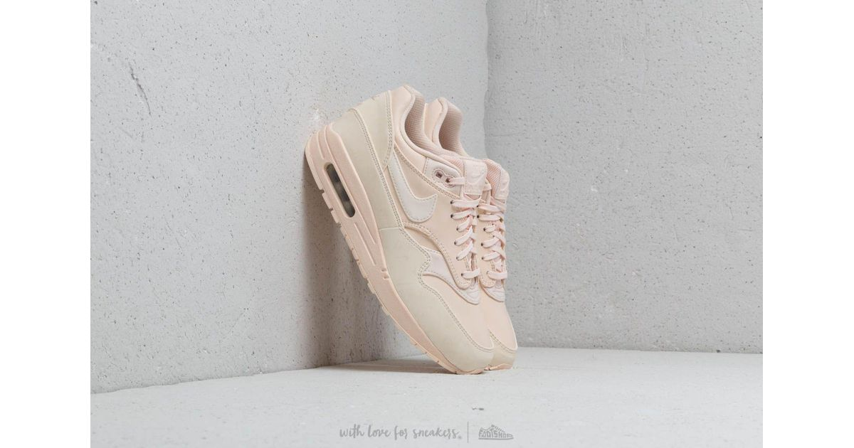 Lyst - Nike Wmns Air Max 1 Lx Guava Ice  Guava Ice-guava Ice 62c830437