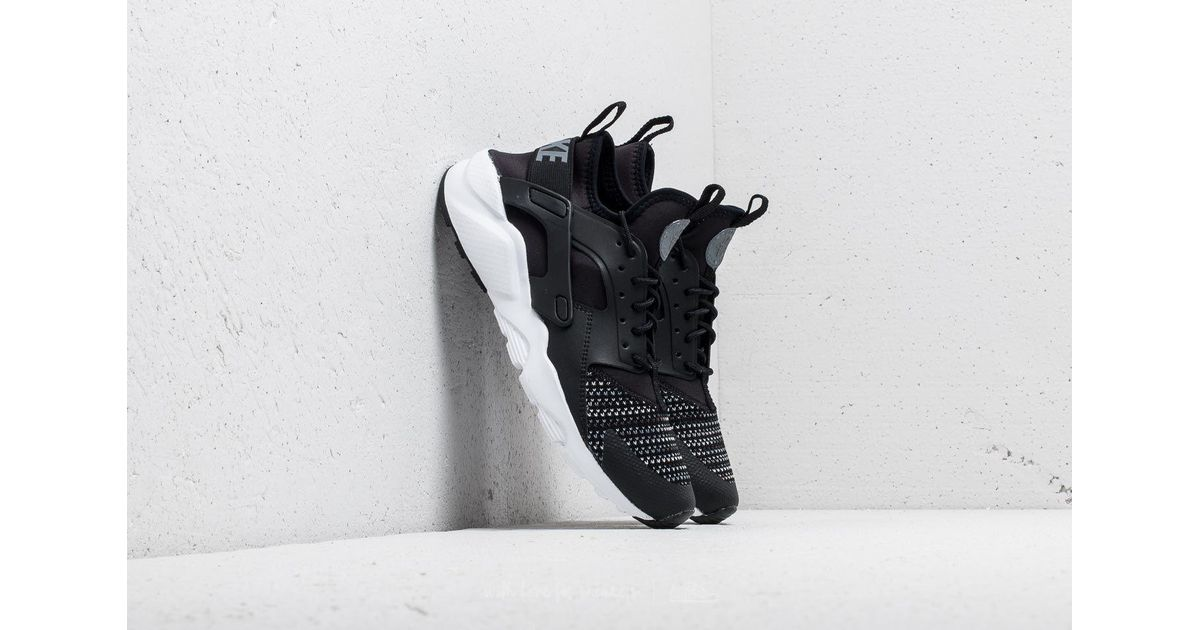 b65389cb9020 Lyst - Nike Air Huarache Run Ultra Se (gs) Black  Cool Grey-anthracite