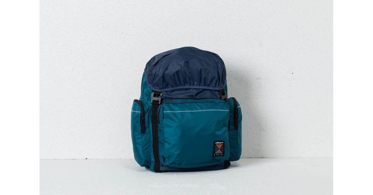 451c0a9bf39466 Lyst - adidas Originals Adidas Atric Backpack Noble Indigo in Blue for Men
