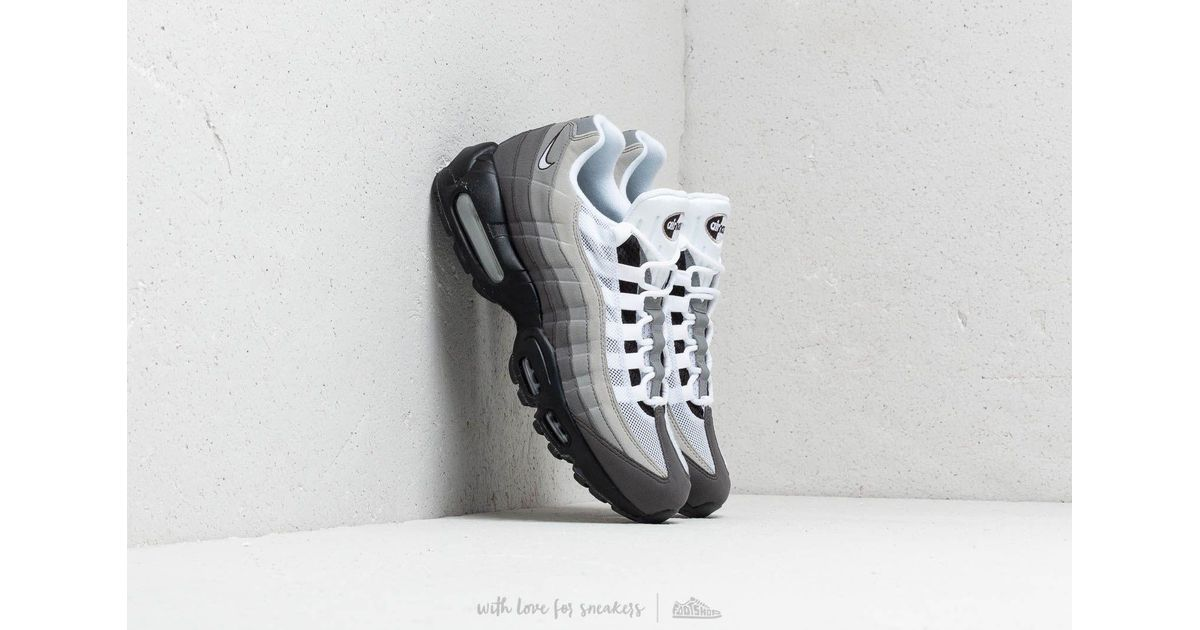 4f2e534d57 Nike Air Max 95 Black/ Aluminum-anthracite in Black for Men - Save 2% - Lyst