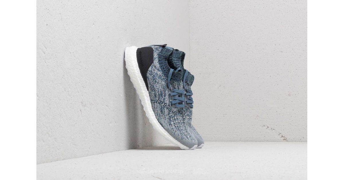 best website 478ca 96c74 Lyst - Footshop Adidas Ultraboost Uncaged Parley Raw Grey Chalk Pearl  Blue Spirit for Men