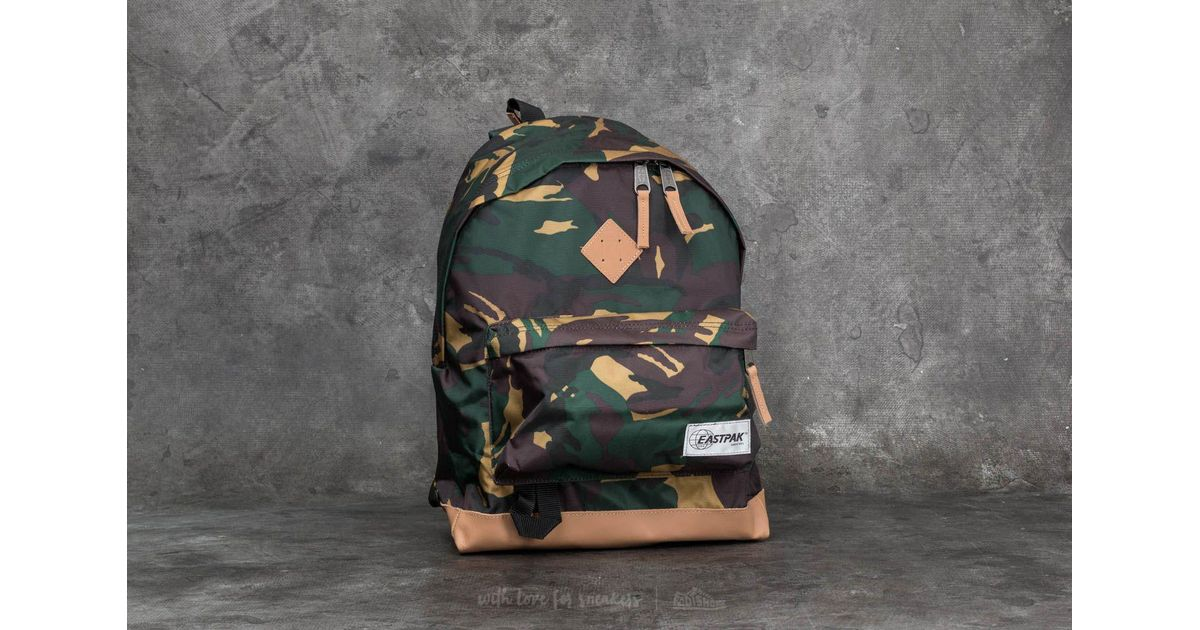 a0077f17a492 Lyst - Footshop Eastpak Wyoming Backpack Into Camo for Men