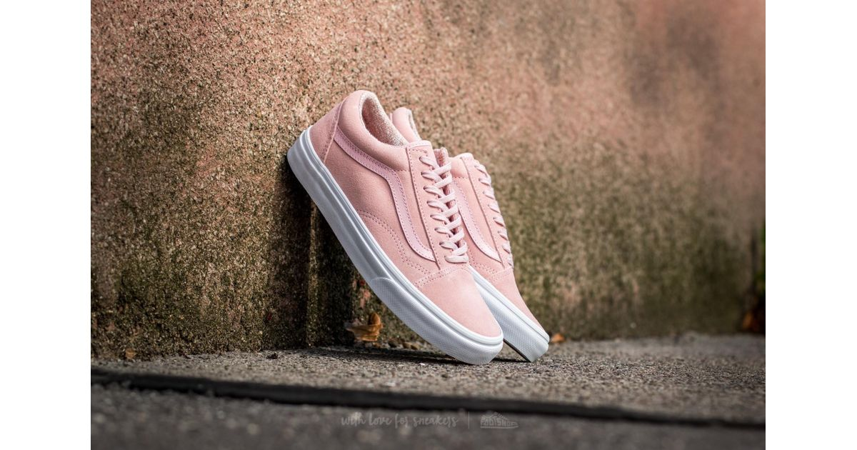vans old skool peachskin