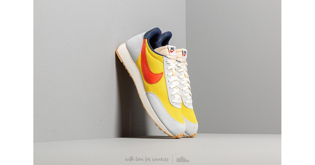 purchase cheap cb86d 95291 Nike Air Tailwind 79 Blue Tint  Team Orange-tour Yellow for Men - Lyst