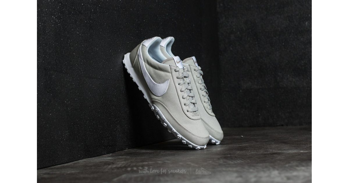 7822954959c Lyst - Nike Waffle Racer ́17 Txt Pale Grey  White-pure Platinum in Gray for  Men