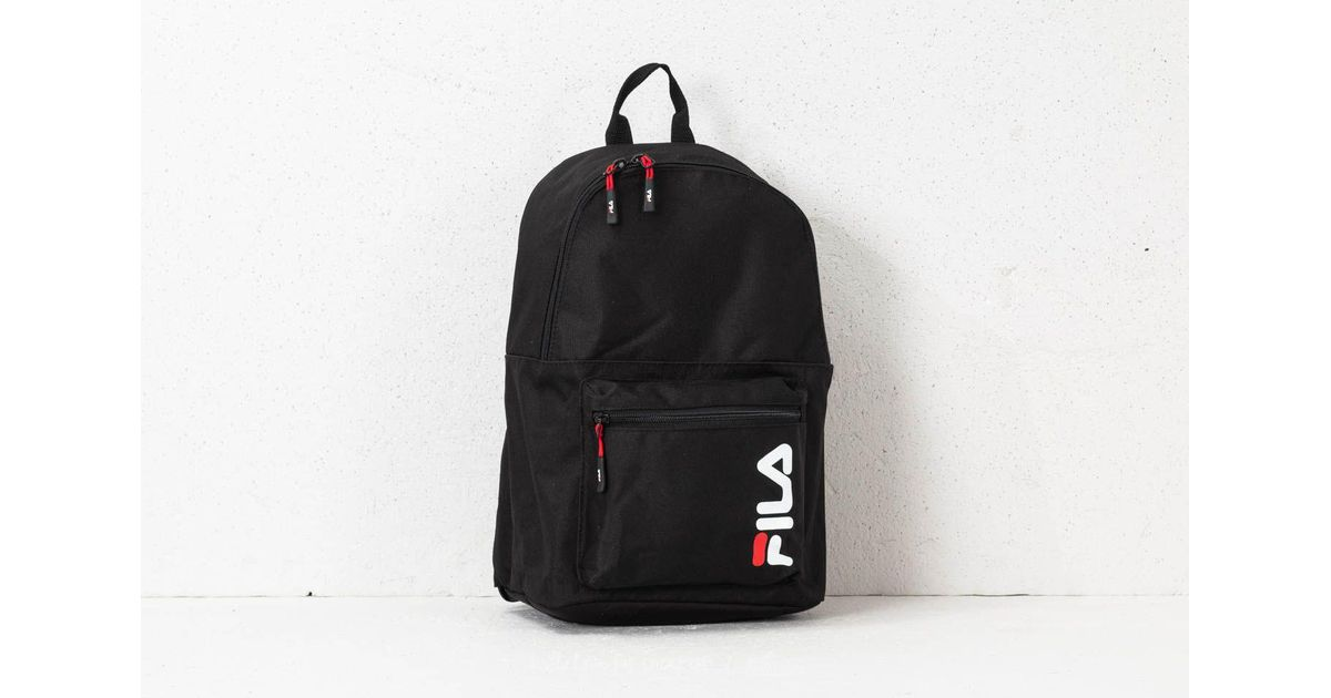 Lyst - Fila S cool Backpack Black in Black