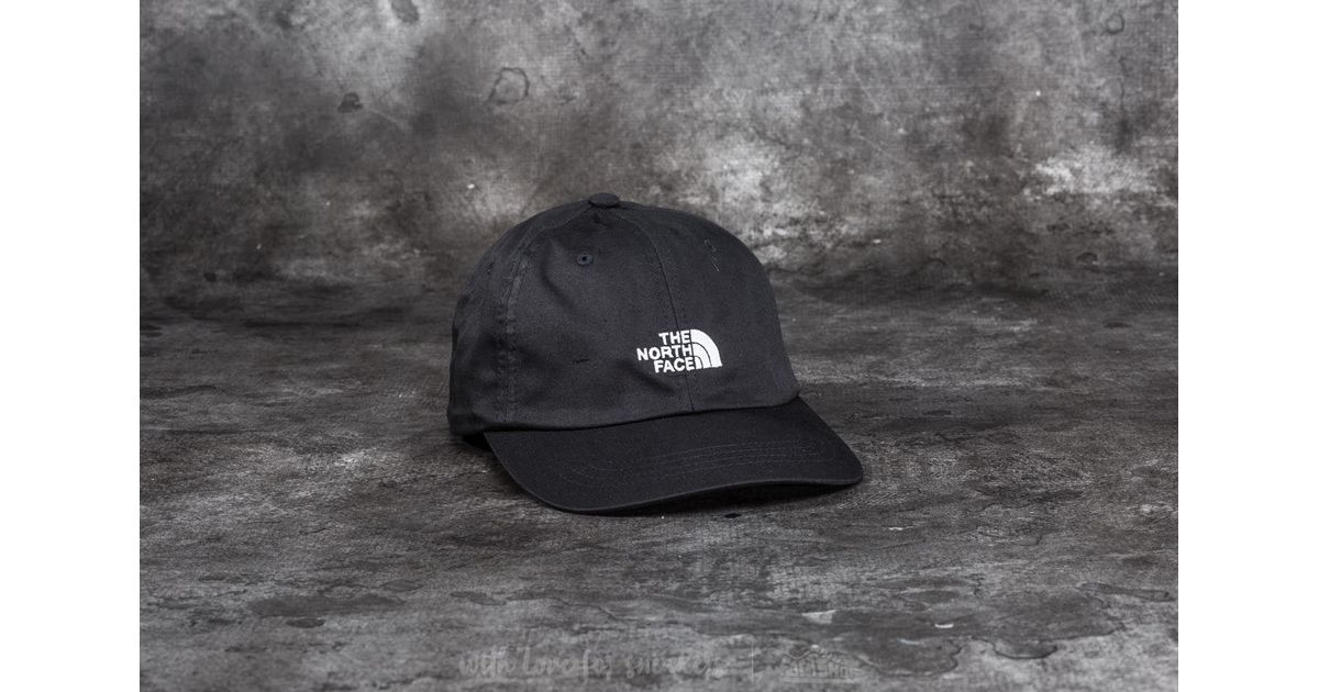 Lyst - Footshop The North Face The Norm Hat Tnf Black in Black for Men dd61ecbdaa6