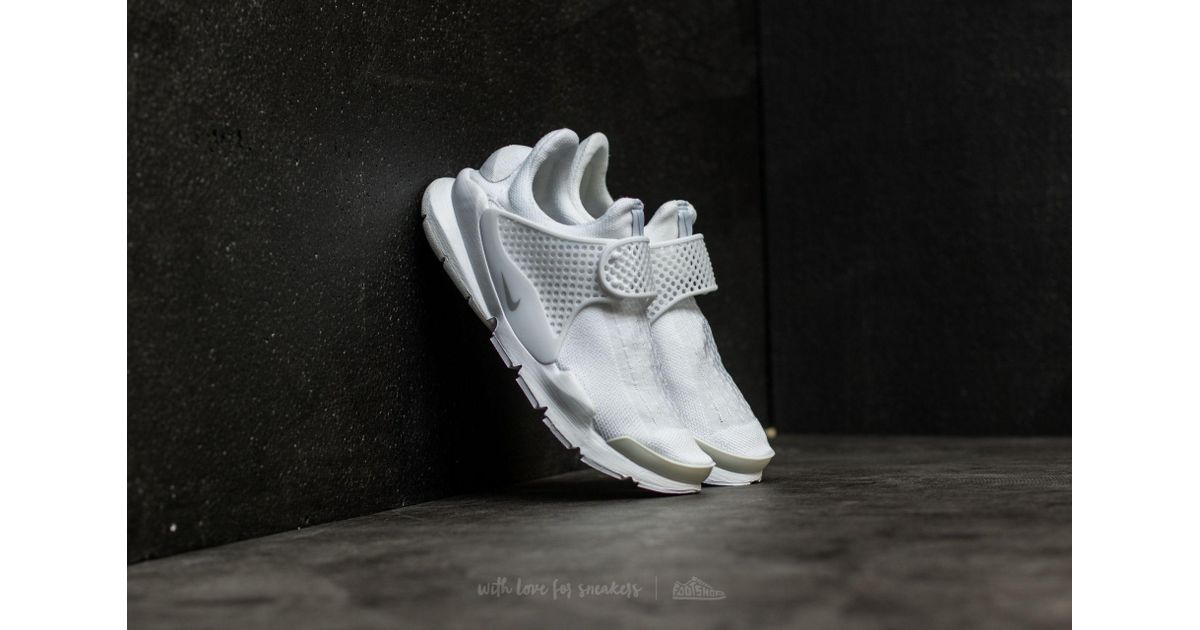 pretty nice 301da 79b48 Nike - Multicolor Wmns Sock Dart White/ Pure Platinum - Lyst
