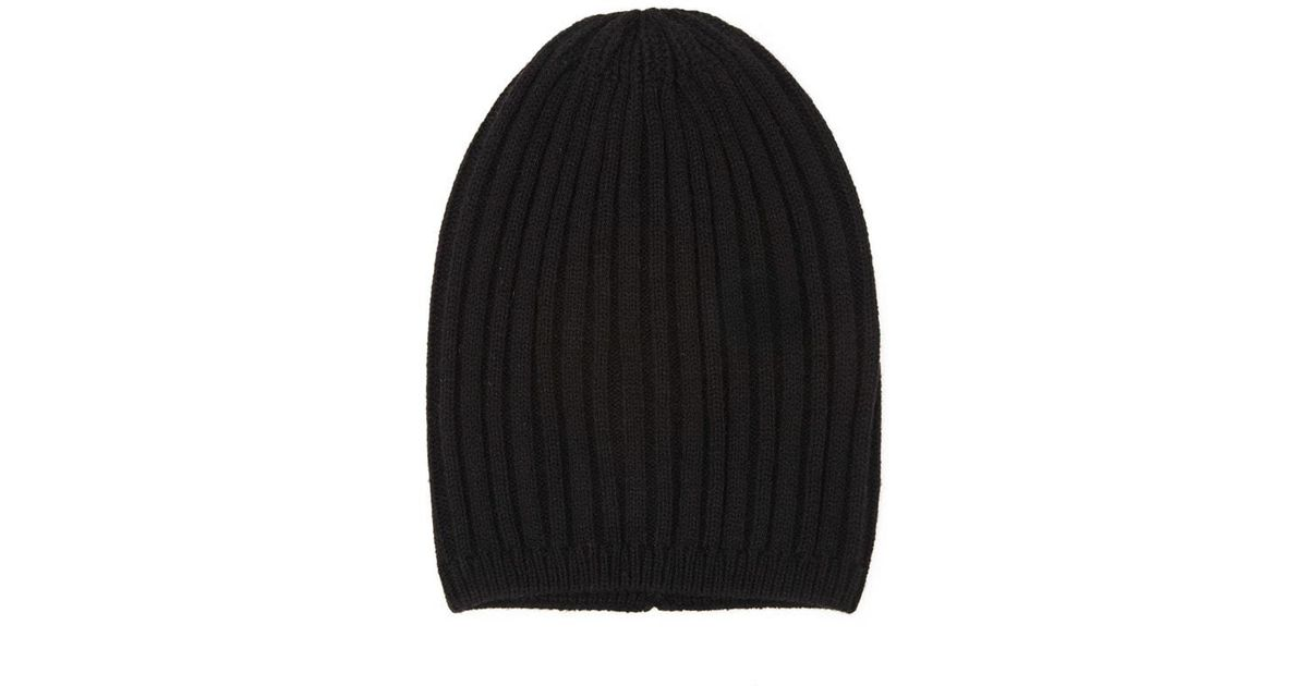 a9180557a5474 Lyst - Forever 21 Men Fitted Ribbed Beanie in Black for Men