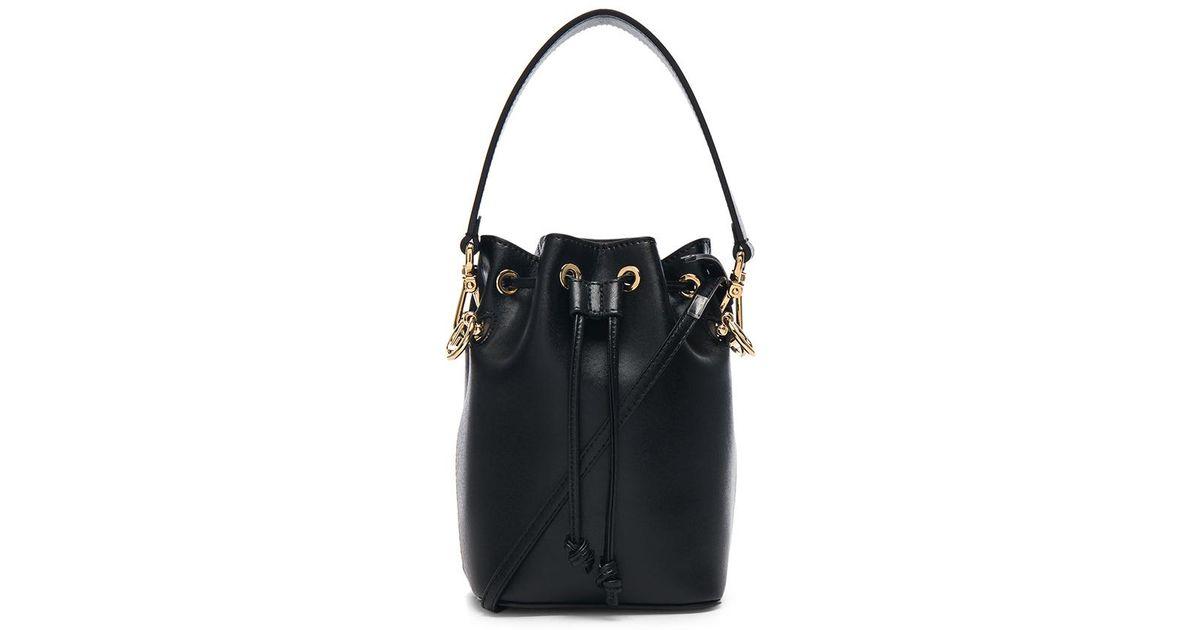 Mon Tresor mini bag - Brown Fendi GhBffdq8