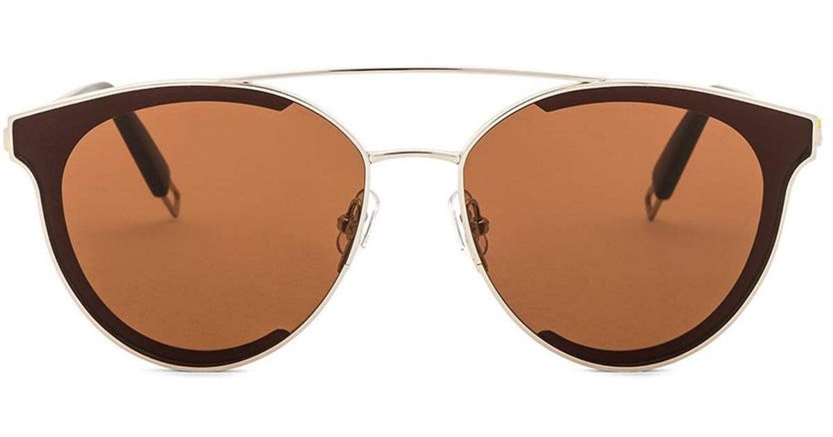 e34192954a2c Lyst - Gentle Monster Last Bow Sunglasses in Brown for Men