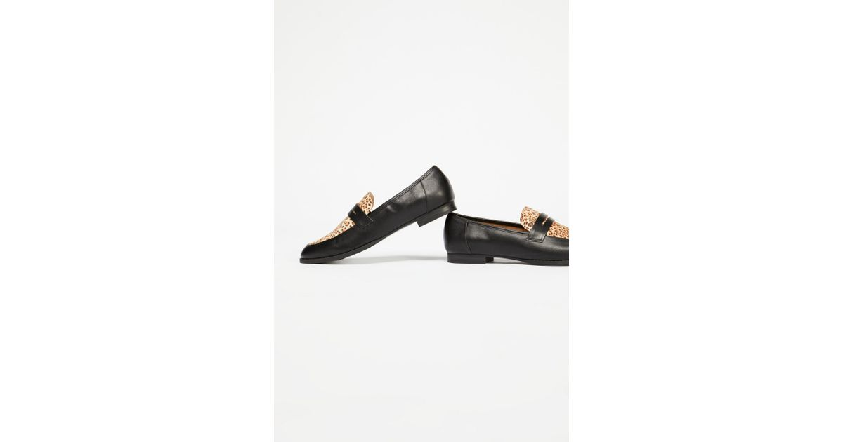 5544e9ca1c6 Lyst - Free People Lou Lou Penny Loafer By Restricted in Brown