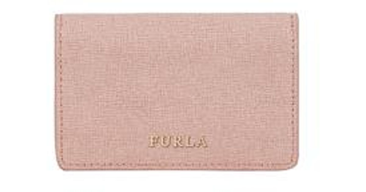 Babylon Business Card Case s Celeste C Furla 2LZV5z8y
