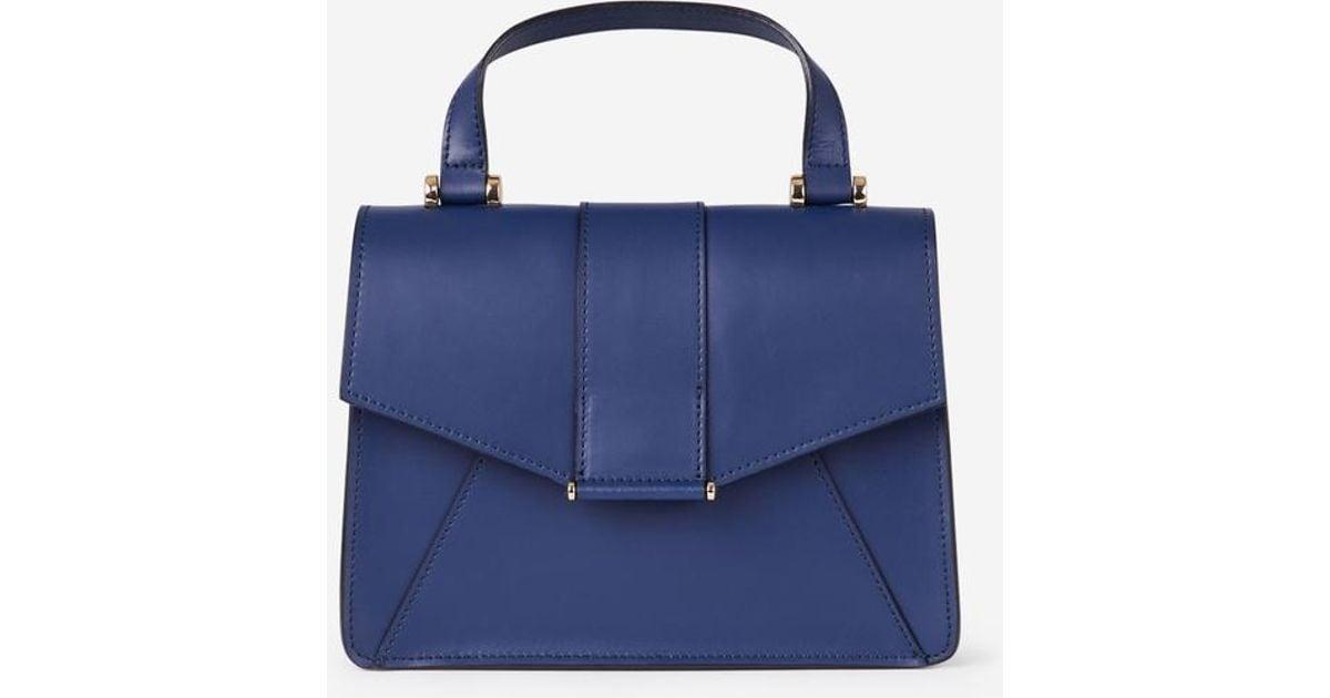 Galerías Color En Axel Bolso Lafayette Cartable Azul Cuero Qrocwxbede 3LAj54qR