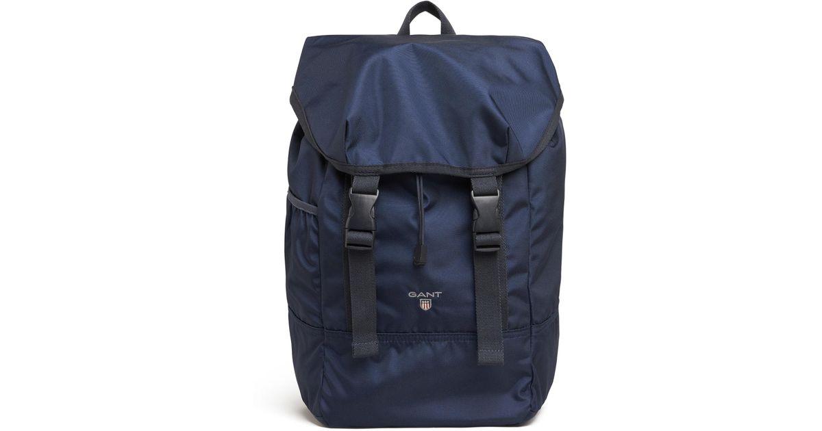 04367a3c05 GANT Original Backpack in Blue for Men - Lyst