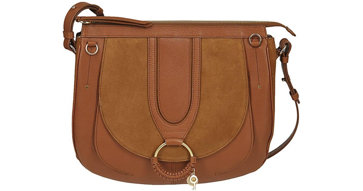 53a2a084830b2d See By Chloé SEE BY CHLOE' Borsa tracolla marrone in Brown - Lyst