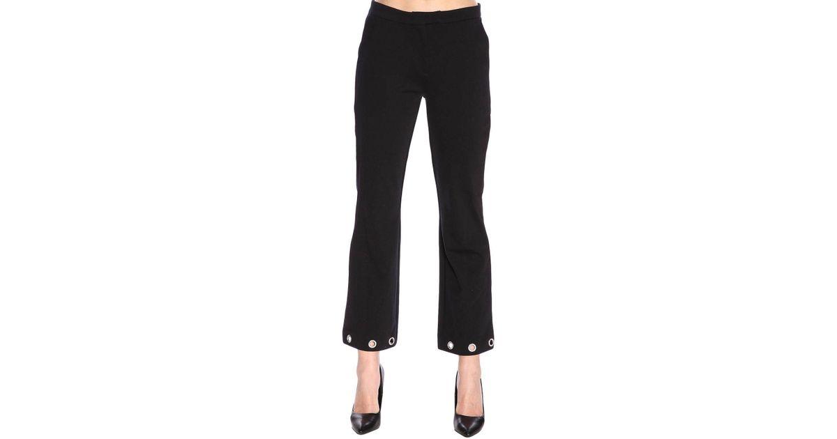 af495f194439d Michael Michael Kors Pants Women in Black - Lyst