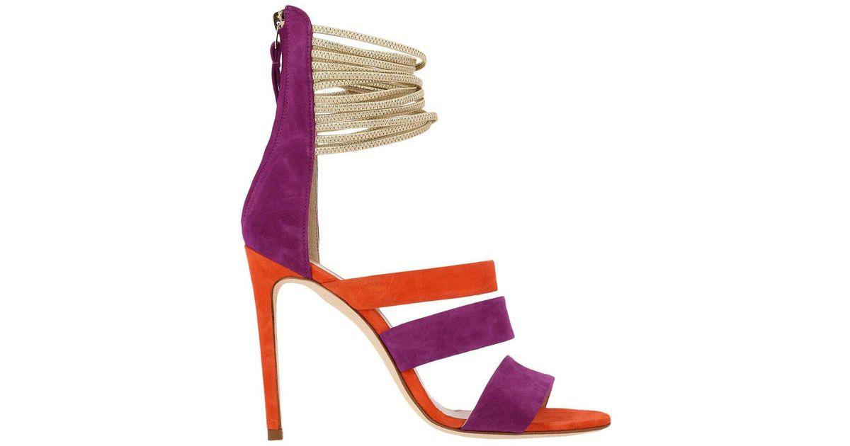 Luna sandals - Pink & Purple Benedetta Boroli 2q1bl