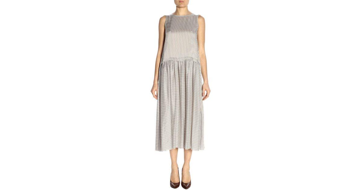 Peserico Lyst Peserico Women Dress Dress Lyst vO0ywN8mn