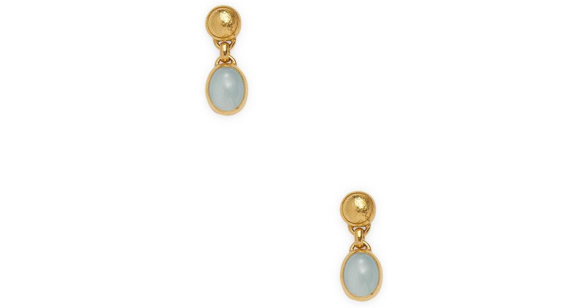 Gurhan Amulet Elongated Teardrop Earrings tmgOgJ