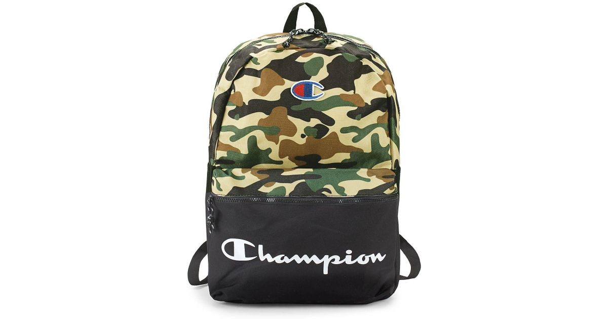 Lyst - Champion Forever Champ The Manuscript Backpack in Green 381a03e21c5a4