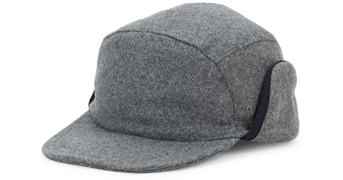 84a2ff9fa46 Lyst - Saks Fifth Avenue Adige Baseball Hat for Men