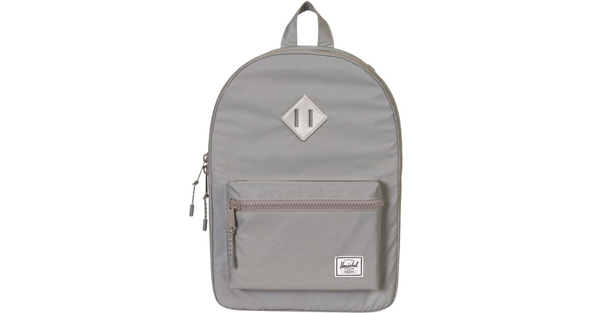 2bd13ea722 Lyst - Herschel Supply Co. Supply Reflective Heritage Youth Backpack in Gray