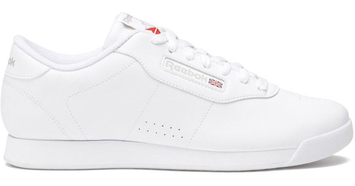 406cafa2abb Lyst - Reebok Classic Ftw Women Sneakers in White