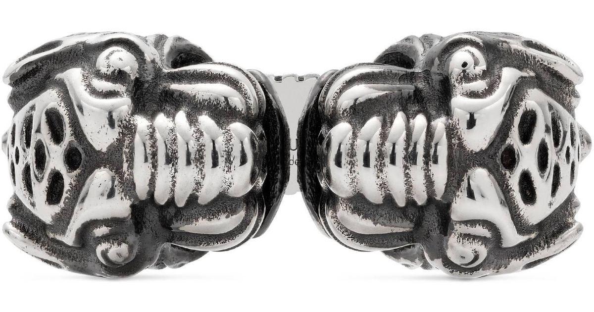 26bdb2d95c Gucci - Multicolor Tigerkopf-Ring for Men - Lyst