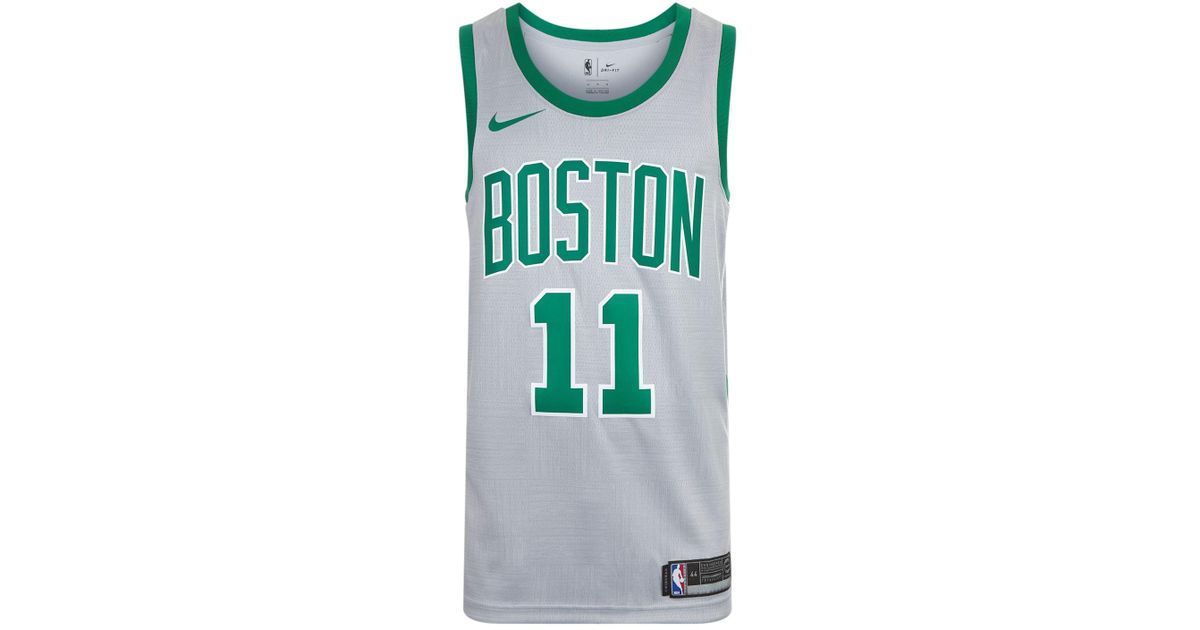 info for c9fcd 0d069 Nike - Multicolor Kyri Irving Boston Celtics Basketball Jersey for Men -  Lyst