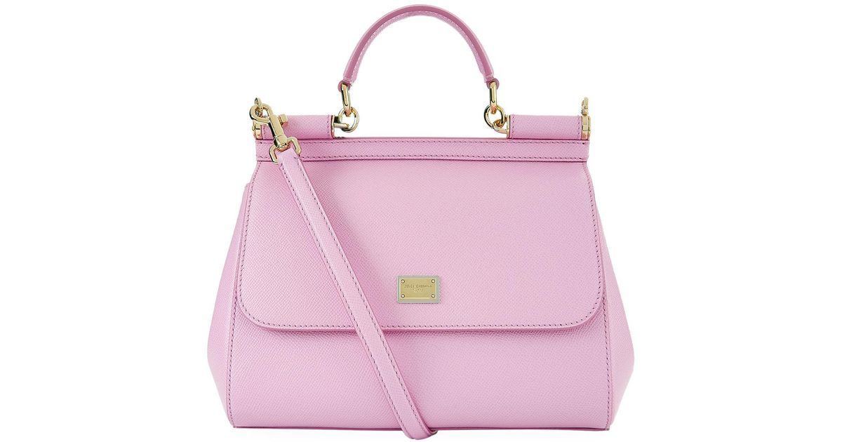 Sicily top handle bag - Pink & Purple Dolce & Gabbana Free Shipping 2018 New Discount New Where To Buy VfKPIFrE8V