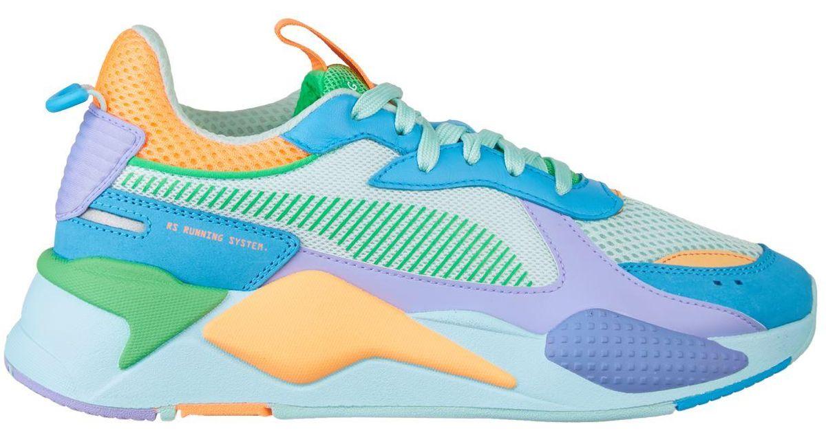 Puma Rs-x Sneakers in Blue - Lyst f629a0408