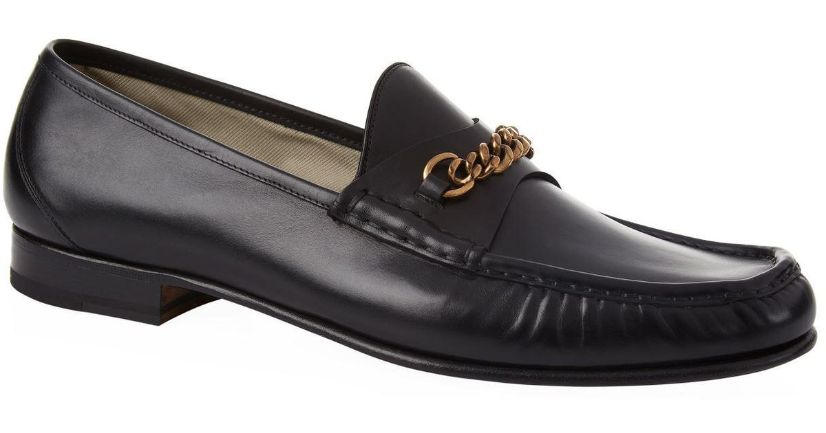 York chain loafers - Black Tom Ford 8O7KI9Pl7m