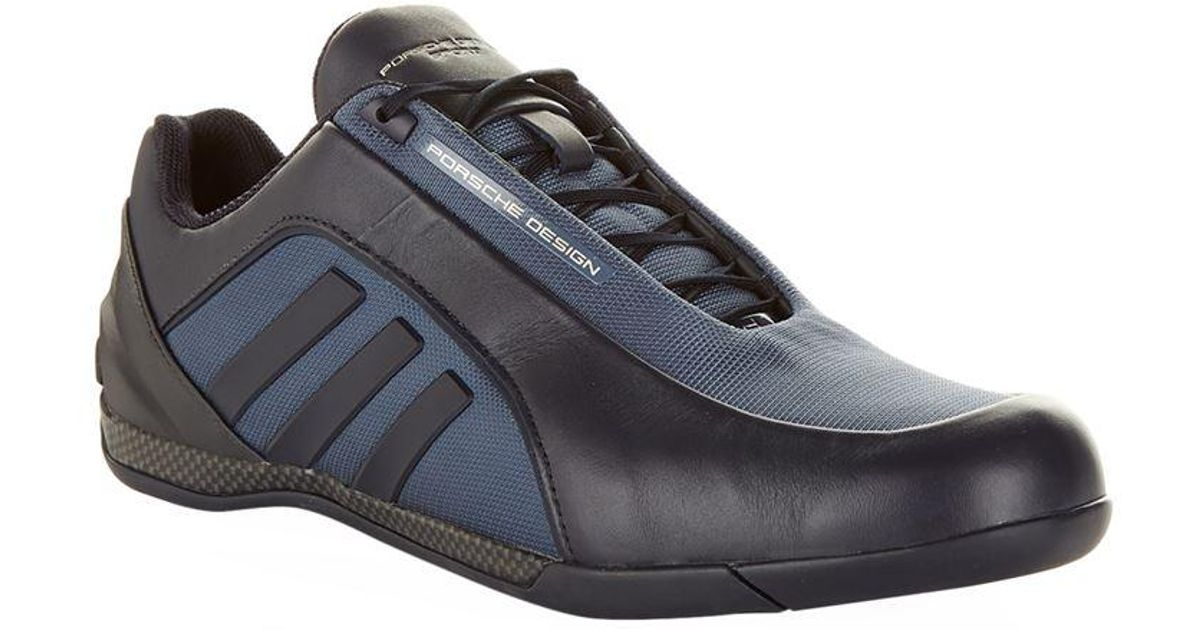porsche design athletic mesh iii trainers for lyst