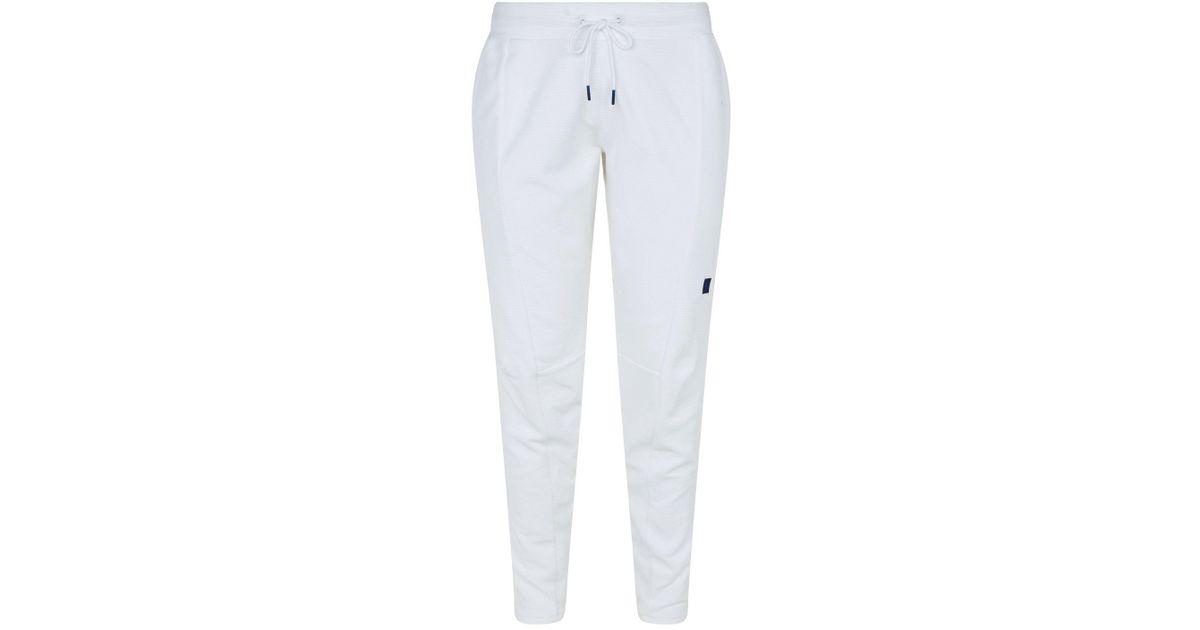 Lyst - Nike Roger Federer Sweatpants in White for Men c42539895