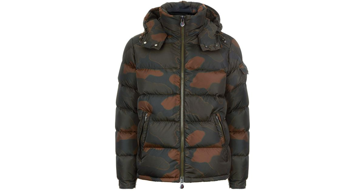 moncler camouflage