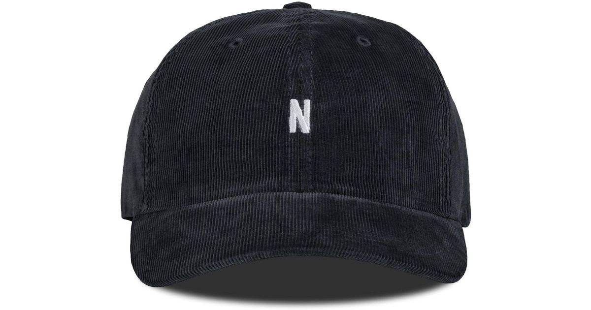 88c3edcd291 Lyst - Norse Projects Norse Corduroy Sports Cap for Men