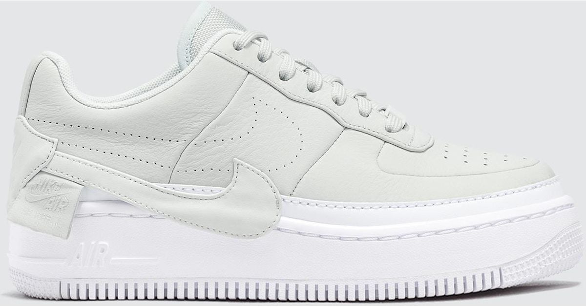 best service 96e13 1bb31 Nike Wmns Air Force 1  Jester Xx in White - Lyst