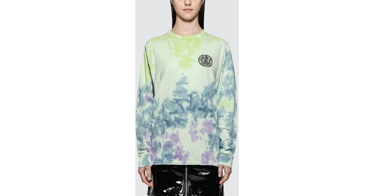 cccc49473d Stussy Plant Love Td Long Sleeve T-shirt - Lyst