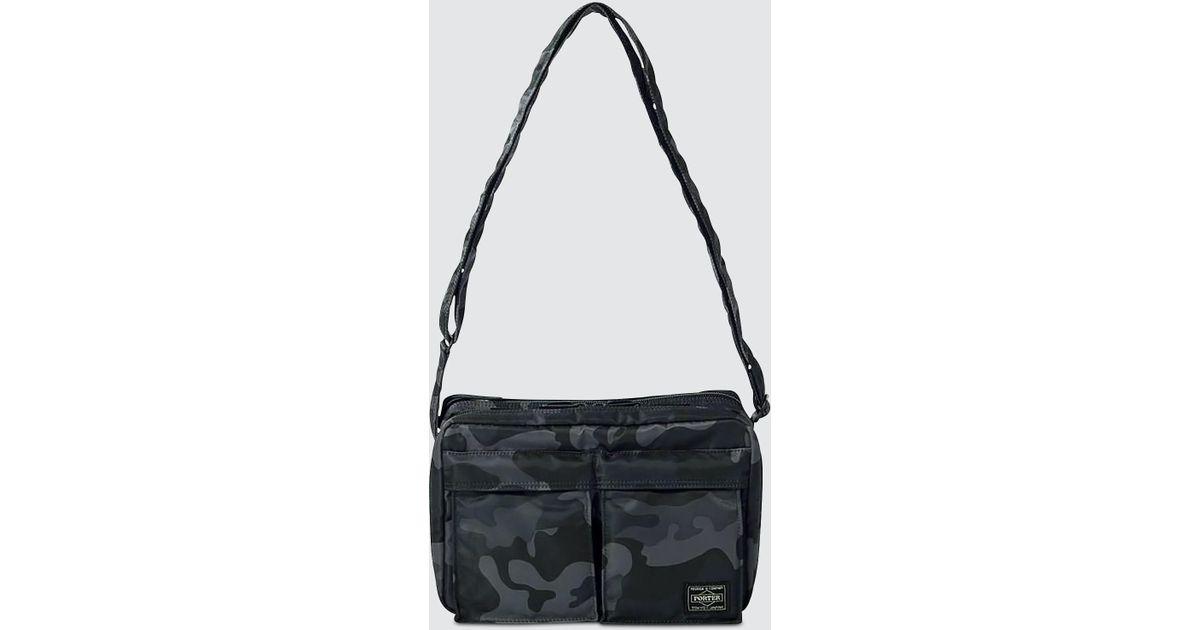 aaf40e96a6 Lyst - Head Porter Jungle Shoulder Bag (s) in Black