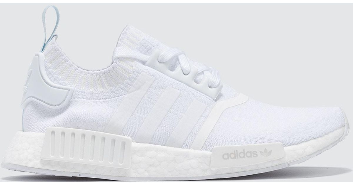d8c1a2e8f05 Lyst - adidas Originals Nmd R1 Pk W in White