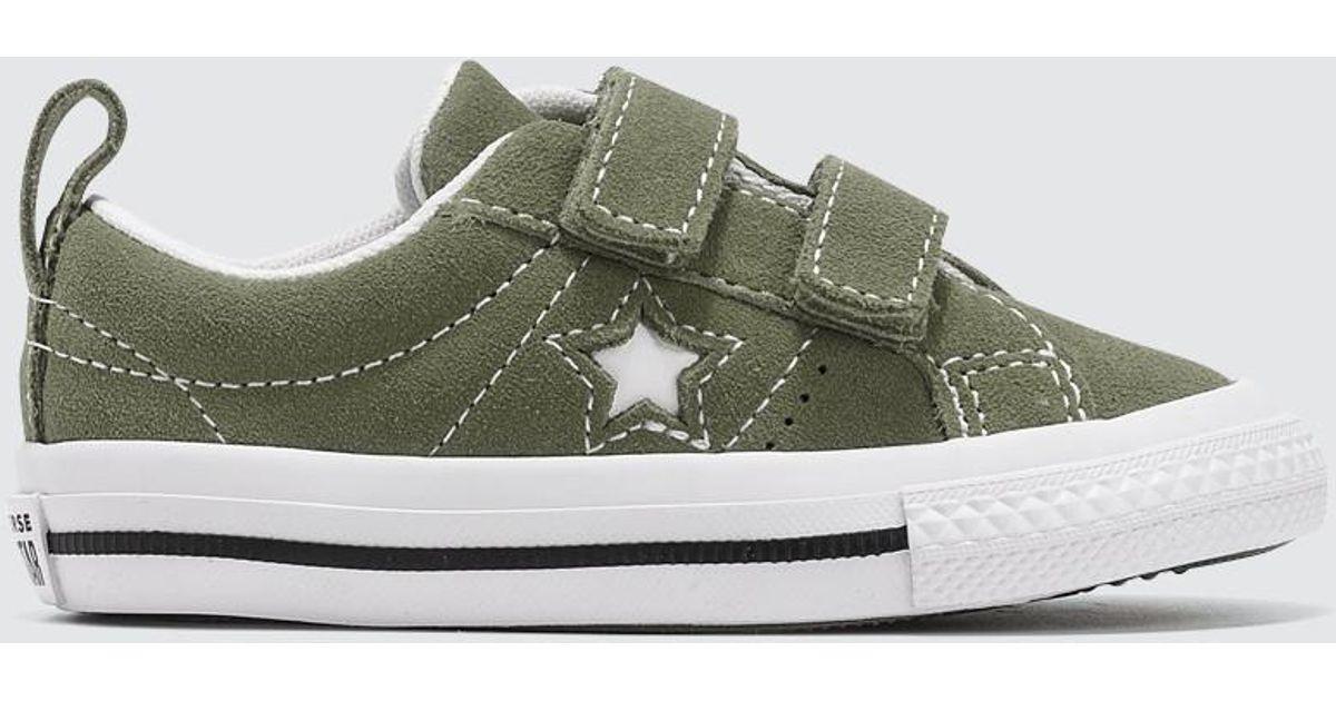 Converse Green One Star 2v Infants for men