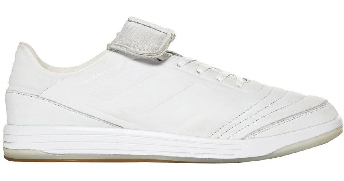 half off 789f4 37dc6 ... lyst gosha rubchinskiy adidas copa football sneakers white in white for  men