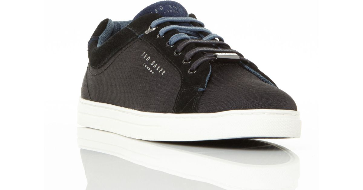 Ted BakerKLEMES - Trainers - black Kq9xUx