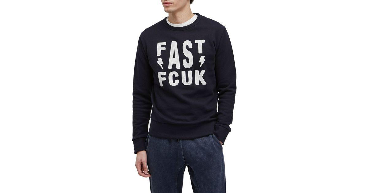 Fcuk hoodie