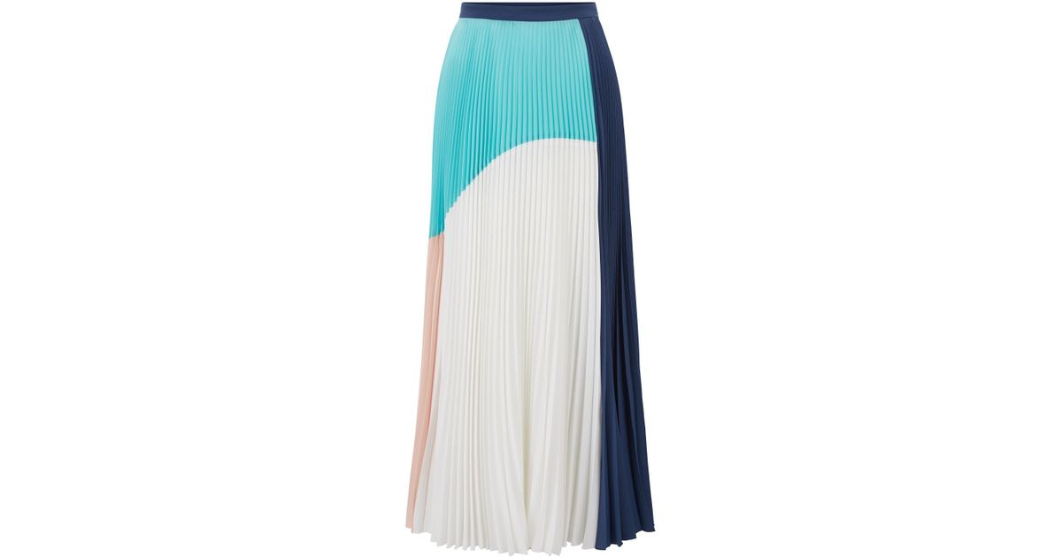 New Styles Sale Online Gallery Collection maxi skirt with sunburst plissé BOSS Clearance Online Cheap Real Cheap Pick A Best Visa Payment For Sale 8Chlz5