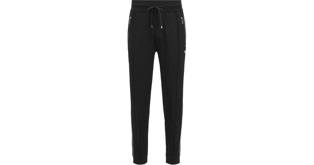 Pantalon Loungewear Dans Un Patron De Mélange De Coton tGiSMjvu