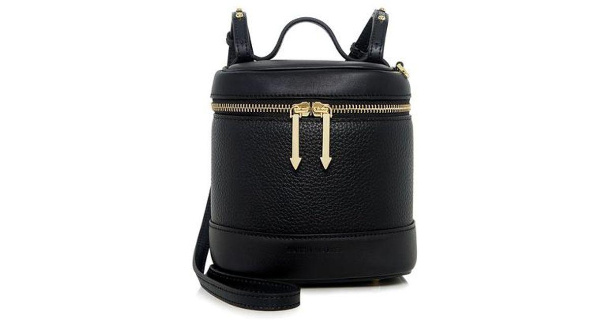 48e6b5cd8a3 Karen Walker Black Britt Mini Crossbody Bag Lyst