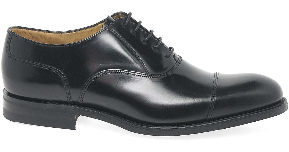 addd012b6feea Loake 806b Formal Lace Up Shoes in Black for Men - Lyst